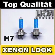2x H7 Dectane XE.RAY Ultra White Xenon Optik Lampen Birnen Leuchtmittel 12V 55W