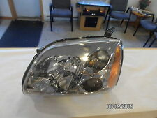 09-10 MITSUBISHI GALANT HEADLIGHT HEAD LIGHT LAMP DRIVER LEFT SIDE VERY NICE!