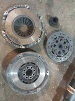 Bmw E36 getrag m52 m50 320 323 325 328 Clutch kit & Dual Mass Flywheel setup