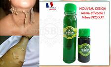 GREEN PEELING OIL - HUILE DE PEELING VERTE- 50 ml, 100 ml et 250 ml.