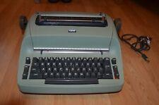 Vtg Ibm Selectric Typewriter Electric As Is Looks Good No Power Partsrepair