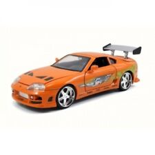 Fast & Furious Brians Toyota Supra Orange Jada 97168 Scale 1 24