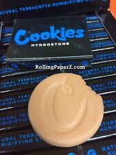 New Cookies HYDROSTONE Harvest Club SF All natural TerraCotta tobacco Humidifier