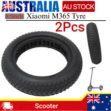 5inch Rubber Tyre Tires Wheel for XIAOMI Mijia M365 Electric Scooter 8 AU Ship