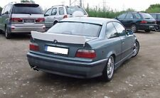 BMW 3 series E36  90-2000 coupe drift big ducktail spoiler DLM style