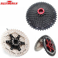 SunRace MTB/Road Bike Cassette 8/9/10/11Speed Cycling Freewheel fit Shimano SRAM