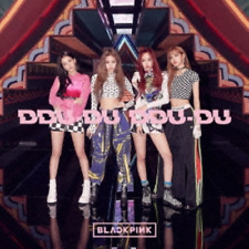 BLACKPINK-DDU-DU DDU-DU-JAPAN CD+DVD E25