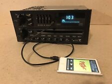 GM 5EQ RADIO CD PLAYER 3.5mm AUX INPUT84 85 86 87 BUICK GRAND NATIONAL GNX DELCO