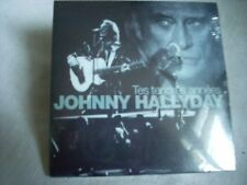 CD single Johnny Hallyday TES TENDRES ANNEES-THAT'S ALL RIGHT MAMA-Neuf