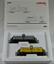 "Märklin 4861 Güterwagen-Set ""Alaska"" aus Sammlung mit OVP (1)"