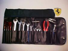 Ferrari Tool Kit_Roll Bag_Wrenches_Pliers_Screwdrivers_308_Testarossa_365 OEM