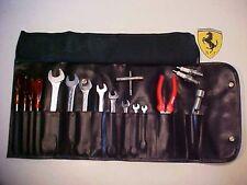Ferrari Tool Kit_Roll Bag_Wrenches_Pliers_Screwdrivers_308_Testarossa_365 OEM