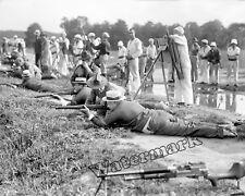 Fotografia di Franklin DELANO ROOSEVELT alla Marine Corps FUCILE gamma ANNO 1917