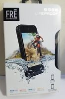 NEW OPEN LifeProof Fre Series Waterproof Case for iPhone 5 / 5S / SE - Black