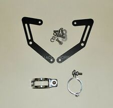 MT-03 Motorcycle Fork Mounted Headlight Brackets 39-42mm Clamps Streetfighter