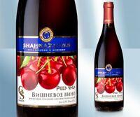 Fruchtdessertwein Kirschen Wein Fruchtwein Вино вишнёвое фруктовое12,5% 750мл