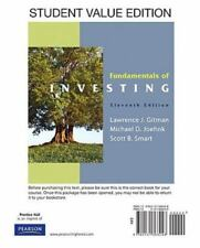 Fundamentals of Investing by Scott B. Smart, Michael D. Joehnk and Lawrence...