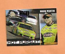 MARK MARTIN 2011 PRESS PASS CARD # HP 9/10