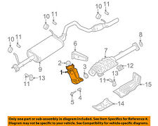 genuine oem exhaust parts for chevrolet tracker for sale | ebay 2000 chevy tracker exhaust system diagram  ebay