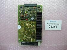 Verstärkerkarte, Bosch Nr. 0 811 405 028, Ferromatik Ersatzteile