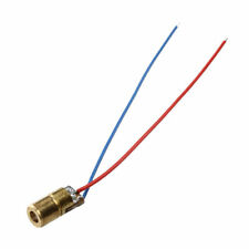 Diode Laser 3V  650nm précâblé pré-câblé 5mW ROUGE DIY PI Modélisme