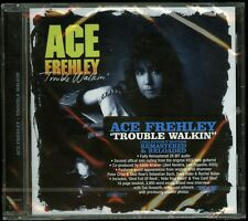 Ace Frehley Trouble Walkin' CD new Rock Candy Records remaster