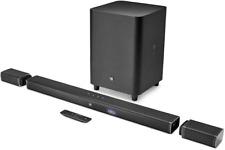 New listing Jbl Bar 5.1 - Channel 4K Ultra Hd Soundbar with True Wireless Surround Speakers
