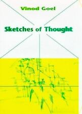 Sketches of Thought (Bradford Books)-ExLibrary