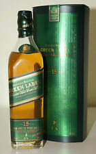 Johnnie Walker 15Y GREEN LABEL 43% - 200ml in Box !