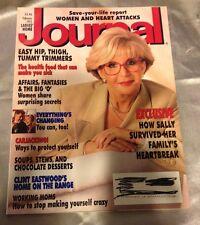 Ladies Home Journal Magazine Feb 1993 Pres Bill Clinton's Mother Sally J Raphael
