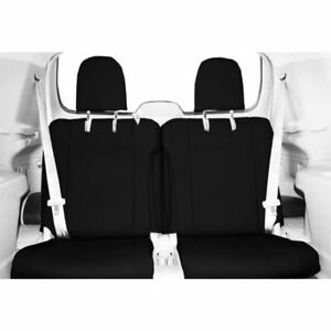 CalTrend Faux Leather Rear Custom Seat Cover for Ford 2012-2019 Flex - FD206