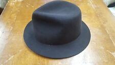 NWT $235 RAG & BONE FEDORA WOOL MADE IN USA 7 1/4 M