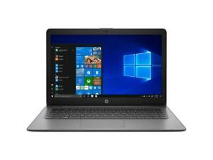 "HP Stream 14"" Netbook AMD A4-9120e 1.50GHz DC 4GB 32GB Black 14-ds0020nr Laptop"