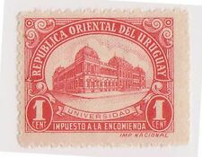 (UGA-186) 1945 Uruguay 1c red Parcel post MNG (C)
