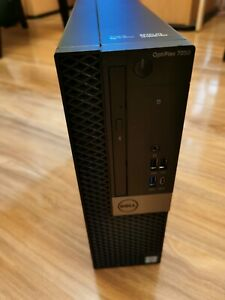 Dell Optiplex 7050 SFF i7-6700 3.4GHz,8GB RAM, 256GB SSD,Win10 pro & office2016