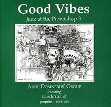 Vol. 3-Jazz At The Pawnshop - Arne Domnerus (2011, CD NUEVO)