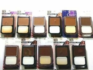 CoverGirl Queen Collection Natural Hue Compact Foundation 0.4 oz ALL COLOR