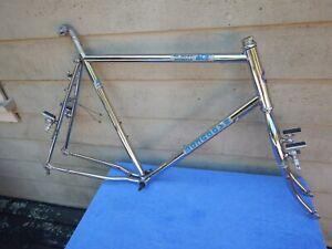 "22"" Vintage Mongoose ATB All Terrain BMX Products Mountain Bike Frameset Chome"