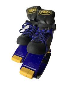Kangoo Jumps Rebound Boots Shoes Gym Yoga Training Unisex / Size 6
