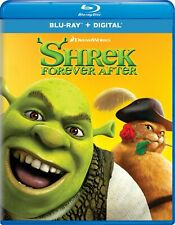 Shrek Forever After Blu-ray + Digital with Slipcover