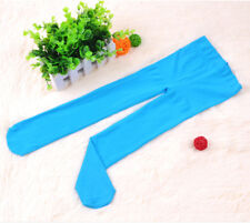 New Girl Baby Kids Tights Pantyhose Stockings Pants Black White Pink Blue Yellow