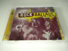 THE ULTIMATE ROCK BALLADS COLLECTION ROCK DREAMS - 2 CD SET