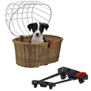 Rixen Kaul KLICKfix  Hundekorb Doggy Basket  Racktime