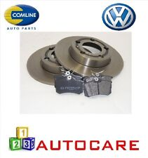 VW Golf Mk4 New Beetle Bora Rear Brake discs And Pads