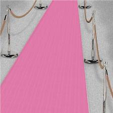 BRIDAL SHOWER Day in Paris FLOOR RUNNER ~ Wedding Party Supplies Decoration Pink