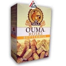 Ouma - Buttermilk Rusks - 500 gm