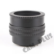 25mm to 55mm M52 To M42 Lens Adjustable Focusing Helicoid Macro Tube Adapter