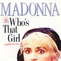 MADONNA Who's that girl FR Press SP