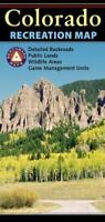 Colorado Recreation Map , Benchmark Maps