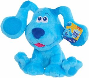 Blues Clues & You! Beanbag Plush BLUE - FREE SHIPPING